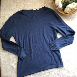 Urban Outfitters Blue Long Sleeve